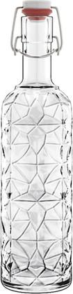 Бутылка с герметичной крышкой 1л Prezioso Luigi Bormioli 11594/01