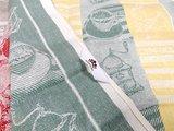 """Набор льняных полотенец """"Капучино"""" 3шт. 45x70см Белорусский лён 13c295/132/1"""