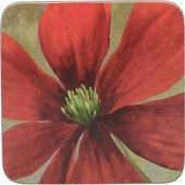 Подставки под чашку Creative Tops Flower Study 10.5x10.5, 6шт, пробка 5169655