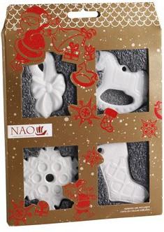 Набор Рождественских игрушек NAO 02007023