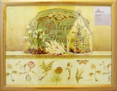 Поднос с подушкой Галерея цветов Creative Tops LT1493