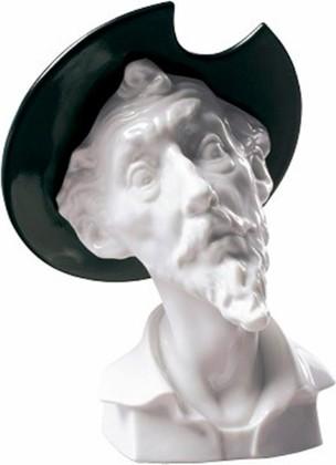 Статуэтка фарфоровая Дон Кихот изумлённый NAO 02001908