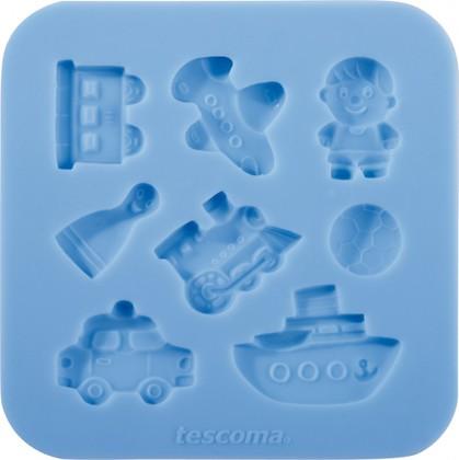 Силиконовые формочки, для мальчиков Tescoma DELICIA DECO 633012.00