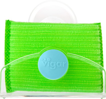Губка на подставке Vigar Cool 6015