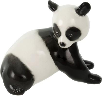Скульптура ИФЗ Медвежонок панда, фарфор 82.01041.00.1