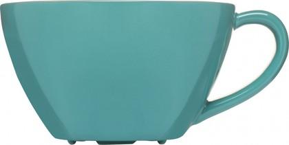 Чашка чайная SagaForm Cafe I love my tea, голубая 5017492