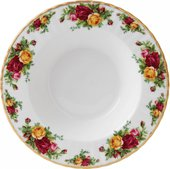 Набор суповых тарелок Розы Старой Англии, 24см Royal Albert IOLCORnn112