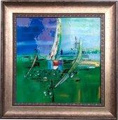 Картина стеклянная Top Art Studio Наутика, 50x50см LG1228-TA