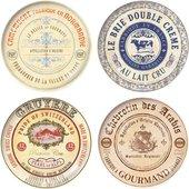 Набор тарелок для сыра Creative Tops Гурме, 20см, 4шт SP3607