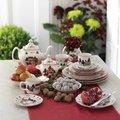 Блюдо сервировочное 35.5х31см Елочка, Рождественская деревенька Masons 56533505228