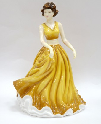 Статуэтка Карен 22см, фарфор Royal Doulton HNFISC17341