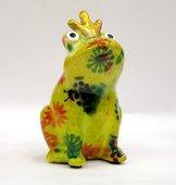 Копилка мини Царевна Лягушка, жёлтый 9x8.5x14см Pomme-Pidou 148-00247/B