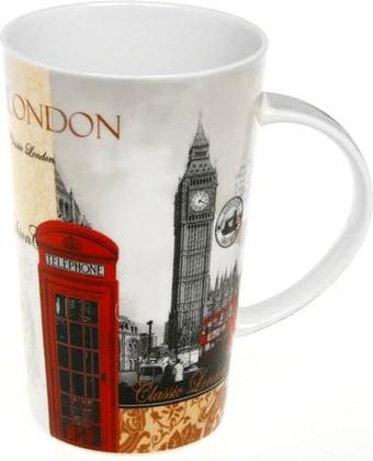 """Кружка """"Новый Лондон"""", Латте, 400мл The Leonardo Collection LP99766"""