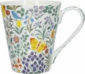 Кружка Creative Tops V&A Conical, Весенние цветы, 450мл C000486