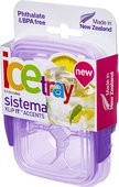 Форма для льда Sistema Klip It, малая 61440