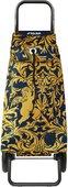 Сумка-тележка хозяйственная золото с чёрным Rolser LOGIC RG PAC061oro/negro