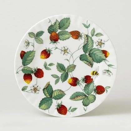 Тарелка десертная Roy Kirkham Альпийская Земляника, 20см XALP1270