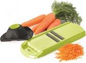 Терка для моркови по-корейски с держателем, 32см Walmer Vegan W30005032