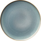 Тарелка десертная Asa Selection Saisons, d21см, серо-голубой 27141/118
