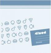 Пакеты для продуктов Tescoma 4Food 20x20см, 20шт 897024.00