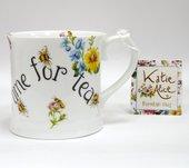 Кружка пчёлка Английский сад Creative Tops MG3674