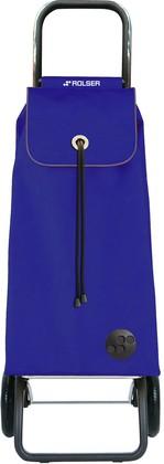 Сумка-тележка Rolser MF, синяя, 2 колеса IMX001azul