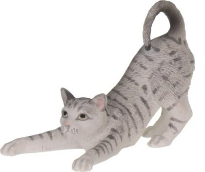 Статуэтка Widdop Bingham Котёнок Хвост трубой, 5.6см, полистоун WS0826-TA