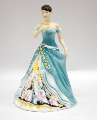 Статуэтка Беатрис (Beatrice), фарфор, 17см English Ladies ELGEMS20701
