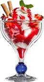 Креманка для мороженого Bloomix Sundae Марк E-001-450-K/1