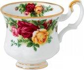 Пара кофейная Royal Albert Розы Старой Англии, 100мл, Мокка IOLCORO39/38