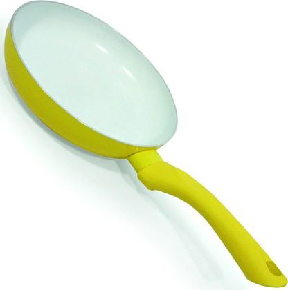 Beka Сковорода с керамическим покрытием, жёлтая, диаметр 28см, артикул 40027266