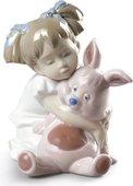 Статуэтка Какой ты нежный (How Soft You Are!) NAO 02001880