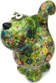 Копилка Кошка DOROTHY зеленая Pomme-Pidou 148-00240/4