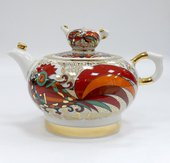 Чайник заварочный Красный петух, ИФЗ Семейный 80.00774.00.1