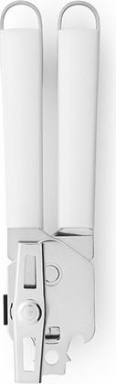 Открывалка для консервов Brabantia Essential белая, нерж. сталь 400643
