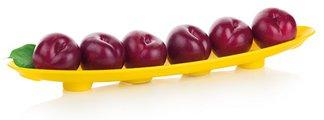 Миска-дуршлаг для овощей и фруктов продолговатая, 35см Tescoma VITAMINO 642786