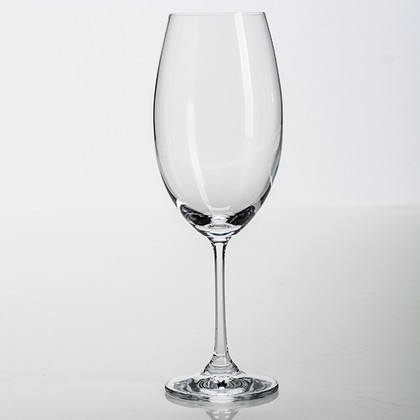 Фужеры для красного вина Барбара 510 мл, 6шт Crystalite Bohemia 1SD22/510