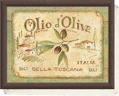 Поднос с подушкой Олио д'Олива Creative Tops 5123076