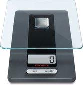 Весы электронные кухонные Soehnle Fiesta стеклянные 5кг/1гр 65106