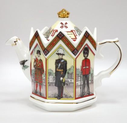 Чайник заварочный Тауэр Лондона 0.5л James Sadler IBOBT23T1