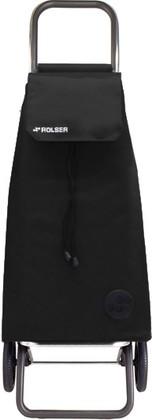 Сумка-тележка хозяйственная чёрная Rolser RG MOUNTAIN MOU001negro