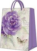 Пакет подарочный Чудо Роза 26.5x33.5x13см Paw AGB1000105