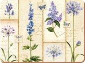 Набор подставок на пробке Цветочный этюд 30x23см, 6шт Creative Tops 5169675