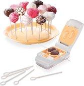 Формочки для пирожного cake pops, 6 видов Tescoma Delicia 630876.00