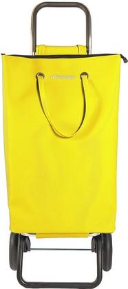 Сумка-тележка хозяйственная желтая Rolser LOGIC RG SUP001amarillo