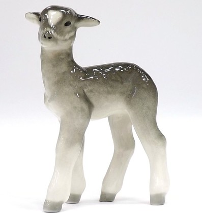 Скульптура Ягнёнок стоящий ИФЗ 82.01056.00.1