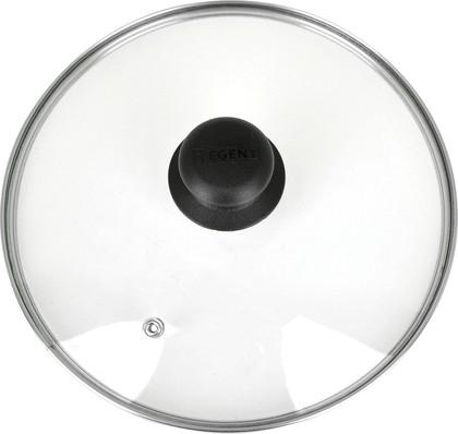 Крышка с пароотводом 18см Regent Inox 93-LID-01-18
