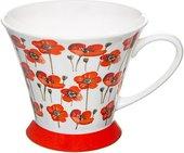 Кружка Rose of England Красные маки, 355мл HAM.P.1