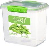 Контейнер Sistema Fresh, 1.9л высокий, салатовый 951680