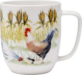 Кружка Ashdene Country Chickens Corn Field 517278